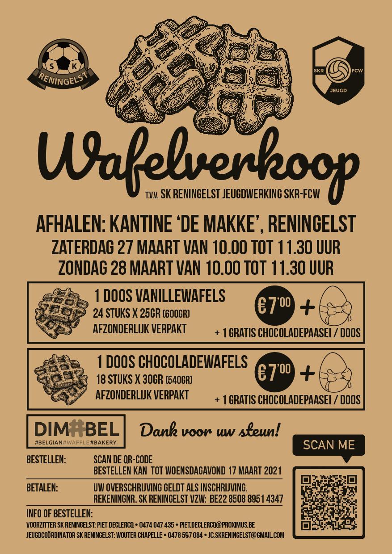 Wafelverkoop SK Reningelst