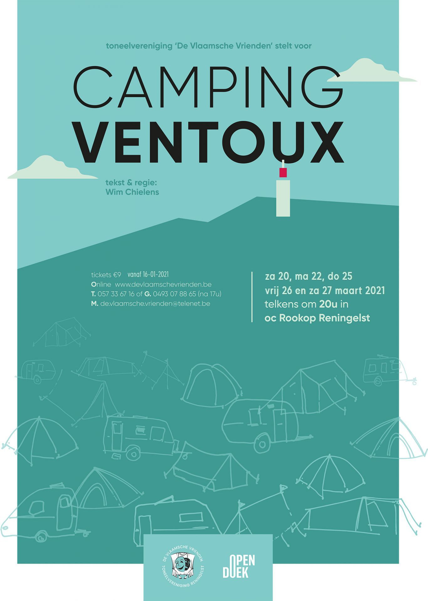 Camping Ventoux